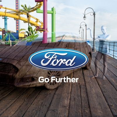 Chris James Champeau - Ford: Go Further