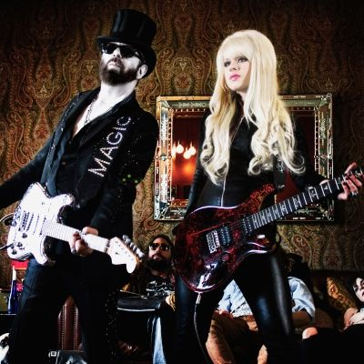 Dave Stewart ft. Orianthi - Girl in a Catsuit